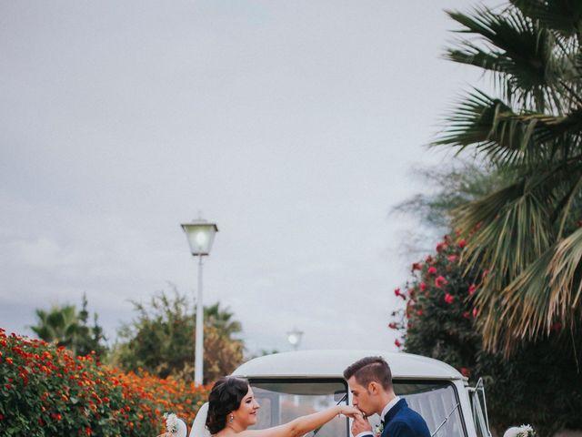 La boda de Benjamin y Rebeca en Dos Hermanas, Sevilla 68