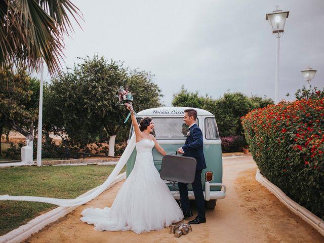 La boda de Benjamin y Rebeca en Dos Hermanas, Sevilla 73
