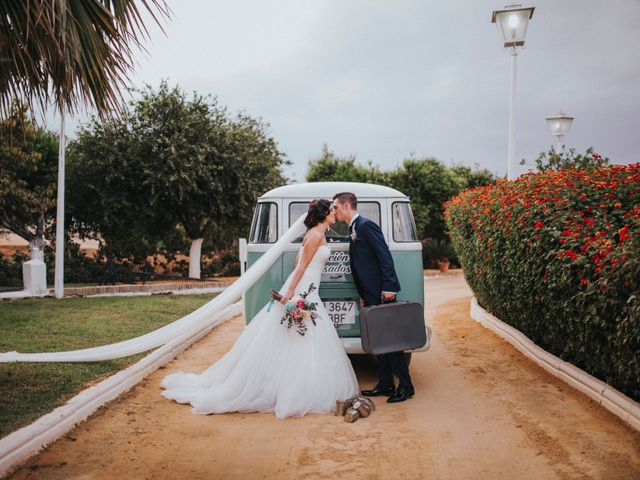 La boda de Benjamin y Rebeca en Dos Hermanas, Sevilla 74
