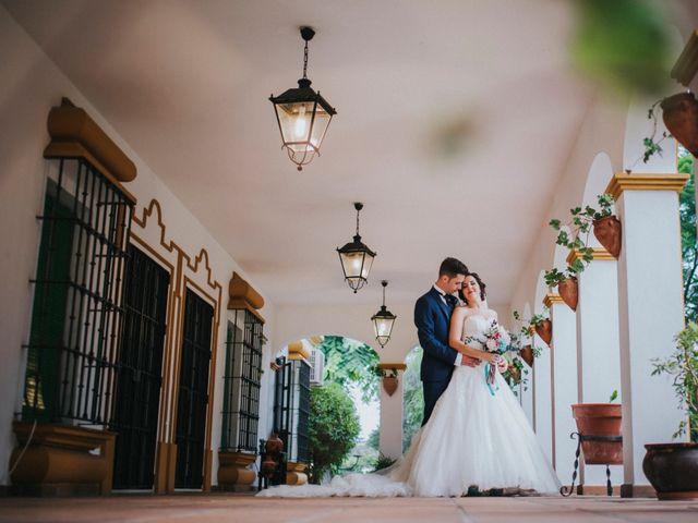La boda de Benjamin y Rebeca en Dos Hermanas, Sevilla 81