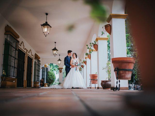 La boda de Benjamin y Rebeca en Dos Hermanas, Sevilla 82