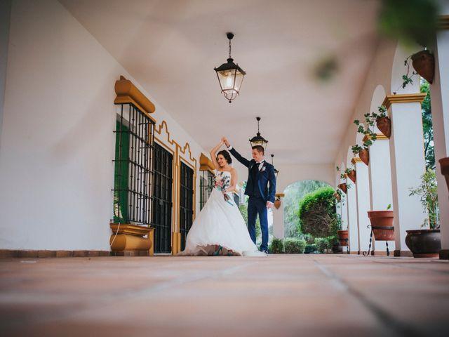 La boda de Benjamin y Rebeca en Dos Hermanas, Sevilla 84