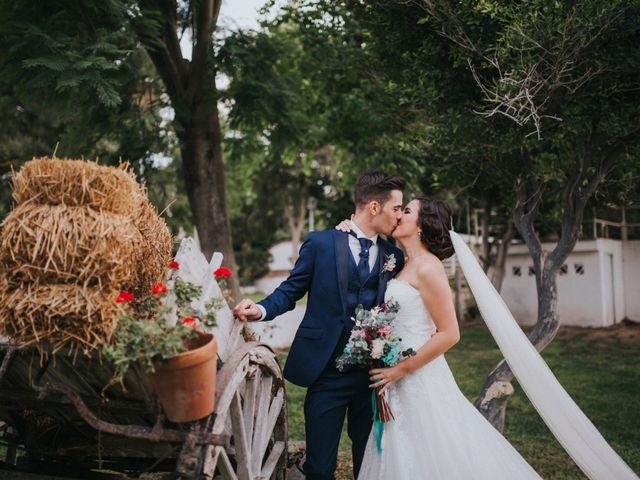 La boda de Benjamin y Rebeca en Dos Hermanas, Sevilla 93