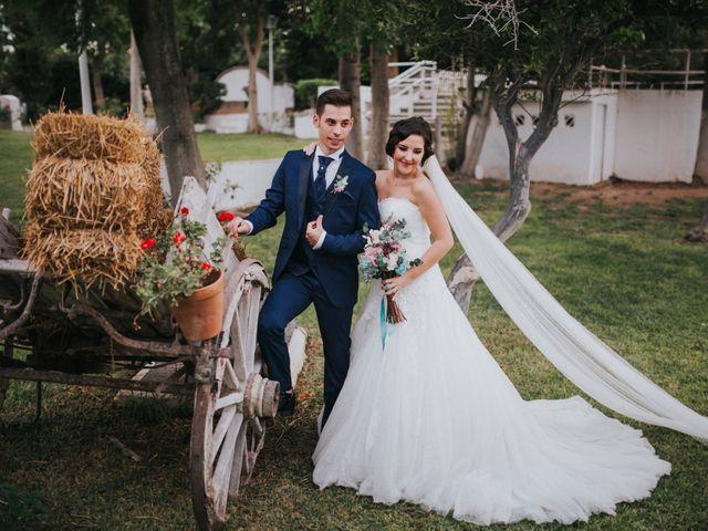 La boda de Benjamin y Rebeca en Dos Hermanas, Sevilla 95