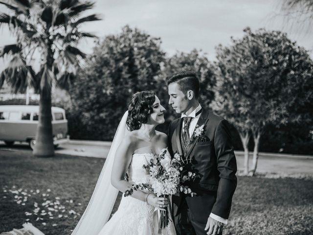 La boda de Benjamin y Rebeca en Dos Hermanas, Sevilla 100