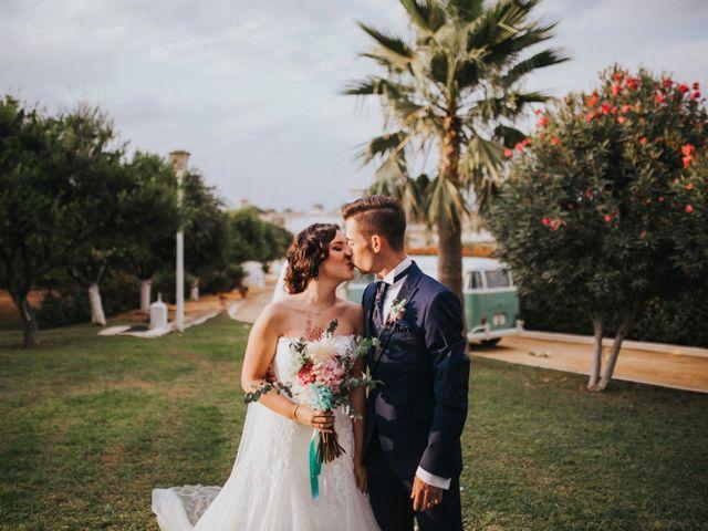 La boda de Benjamin y Rebeca en Dos Hermanas, Sevilla 101