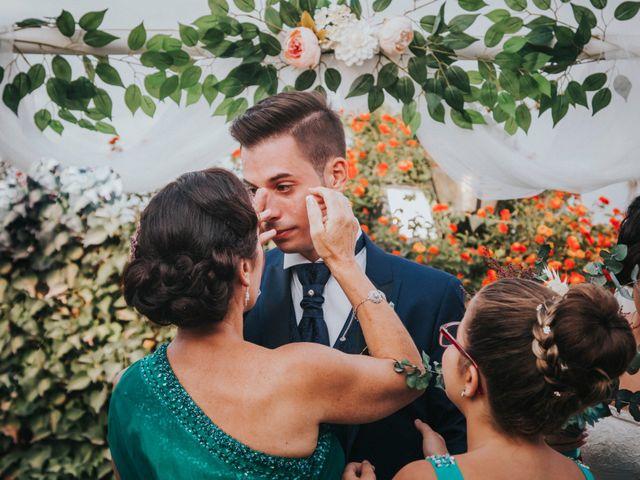 La boda de Benjamin y Rebeca en Dos Hermanas, Sevilla 102