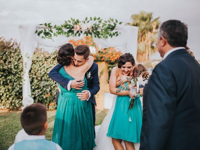 La boda de Benjamin y Rebeca en Dos Hermanas, Sevilla 107