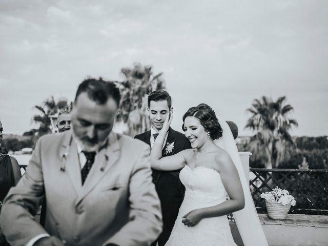La boda de Benjamin y Rebeca en Dos Hermanas, Sevilla 109