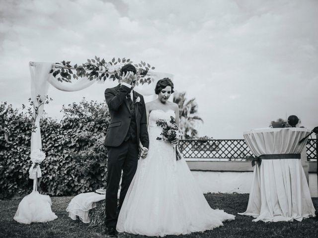 La boda de Benjamin y Rebeca en Dos Hermanas, Sevilla 110