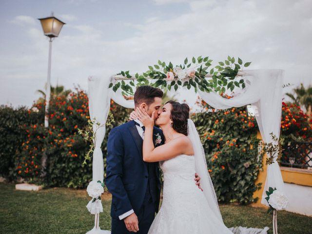 La boda de Benjamin y Rebeca en Dos Hermanas, Sevilla 111