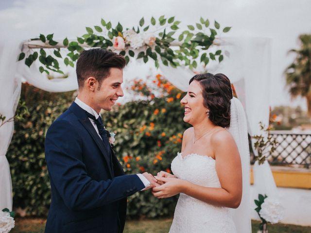 La boda de Benjamin y Rebeca en Dos Hermanas, Sevilla 113