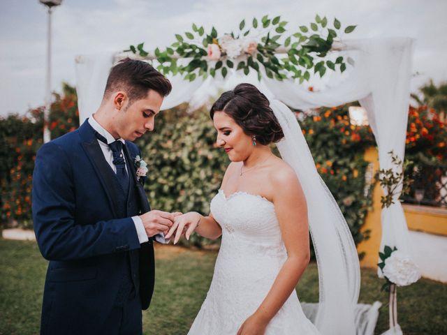 La boda de Benjamin y Rebeca en Dos Hermanas, Sevilla 115