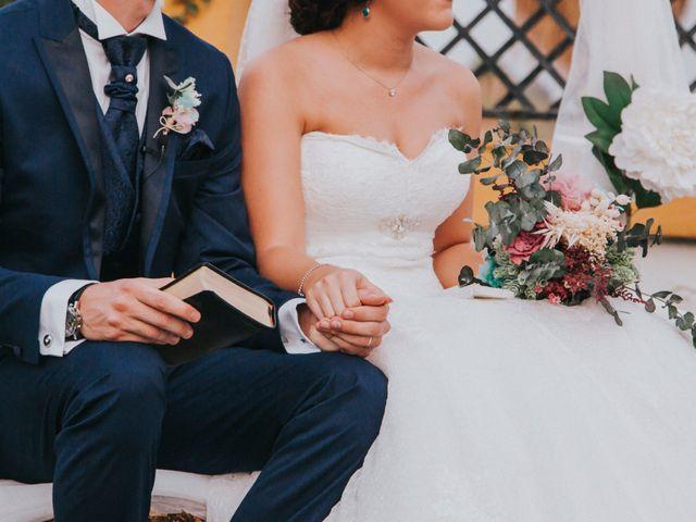 La boda de Benjamin y Rebeca en Dos Hermanas, Sevilla 117