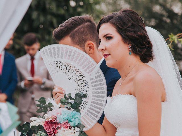 La boda de Benjamin y Rebeca en Dos Hermanas, Sevilla 119