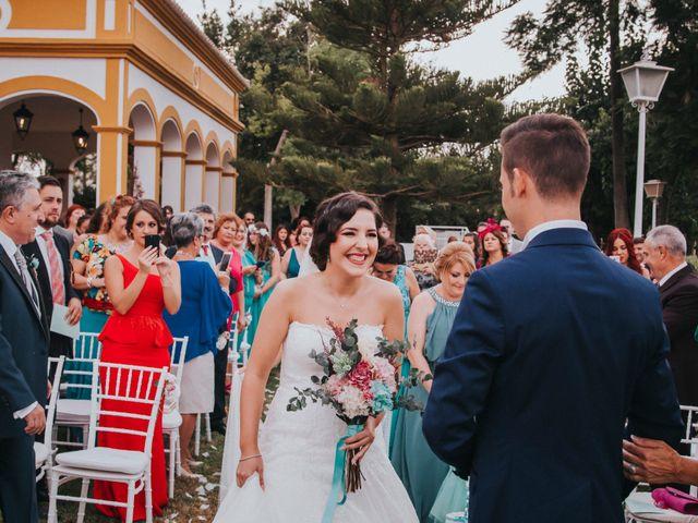 La boda de Benjamin y Rebeca en Dos Hermanas, Sevilla 122