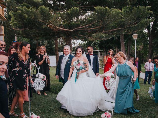 La boda de Benjamin y Rebeca en Dos Hermanas, Sevilla 123