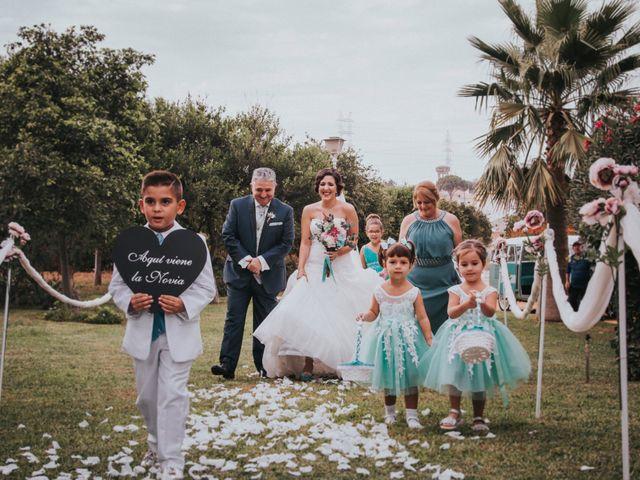 La boda de Benjamin y Rebeca en Dos Hermanas, Sevilla 124