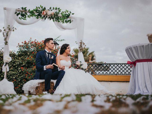 La boda de Benjamin y Rebeca en Dos Hermanas, Sevilla 125