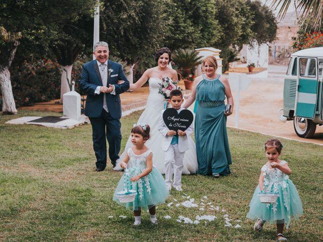 La boda de Benjamin y Rebeca en Dos Hermanas, Sevilla 126