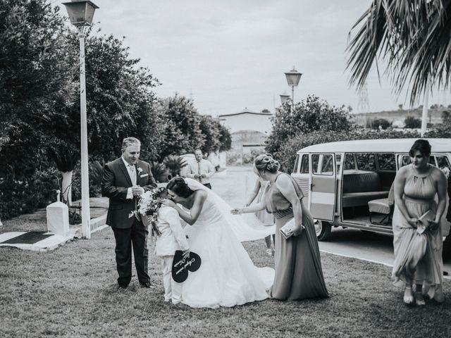 La boda de Benjamin y Rebeca en Dos Hermanas, Sevilla 131
