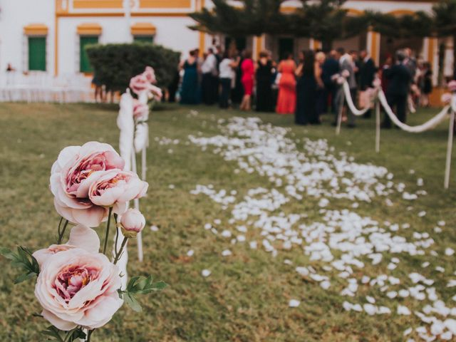 La boda de Benjamin y Rebeca en Dos Hermanas, Sevilla 135