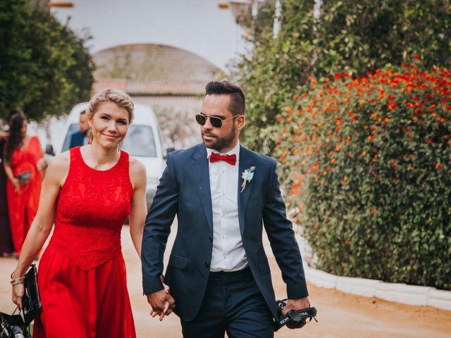 La boda de Benjamin y Rebeca en Dos Hermanas, Sevilla 137
