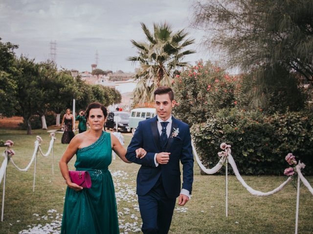 La boda de Benjamin y Rebeca en Dos Hermanas, Sevilla 139