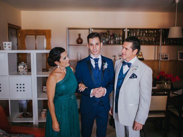 La boda de Benjamin y Rebeca en Dos Hermanas, Sevilla 200