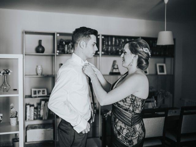 La boda de Benjamin y Rebeca en Dos Hermanas, Sevilla 210