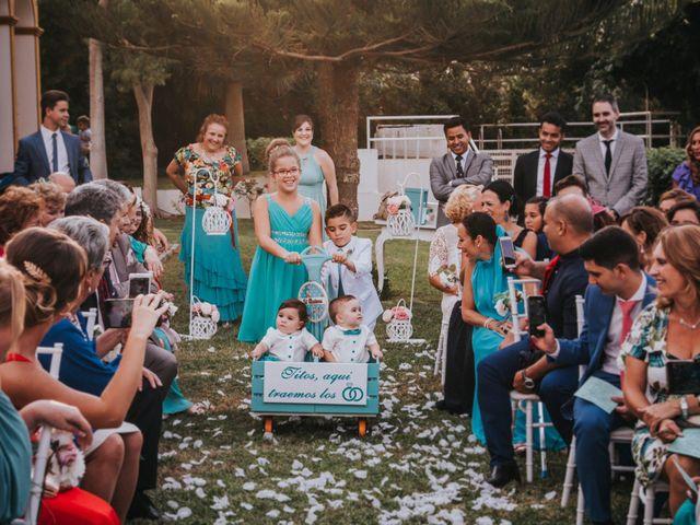 La boda de Benjamin y Rebeca en Dos Hermanas, Sevilla 222
