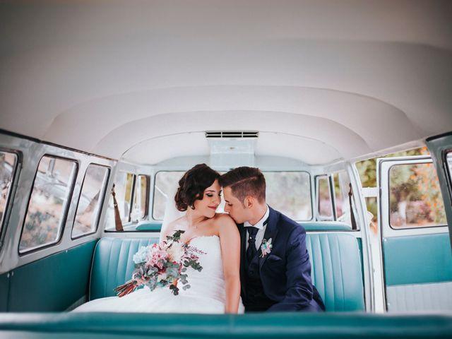 La boda de Rebeca y Benjamin
