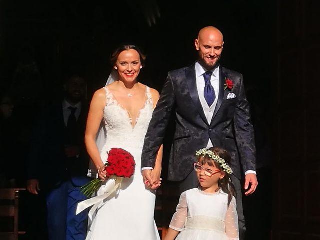 La boda de Azahara y Rayco