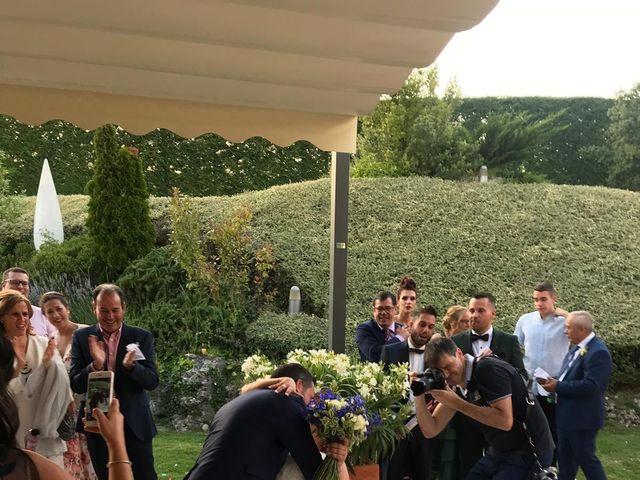 La boda de Jorge y Eva  en Burgos, Burgos 5