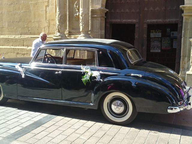 La boda de Alberto y Sara en Logroño, La Rioja 1