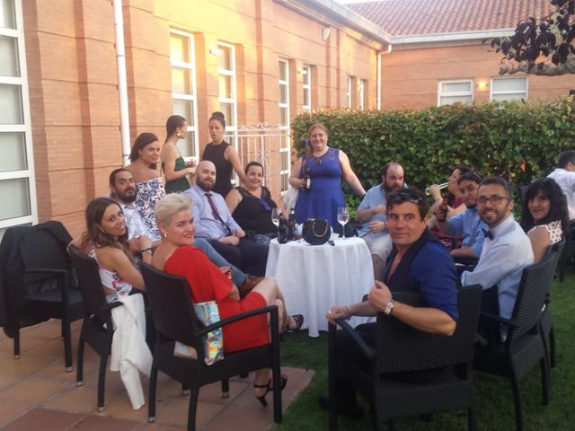 La boda de Alberto y Sara en Logroño, La Rioja 9