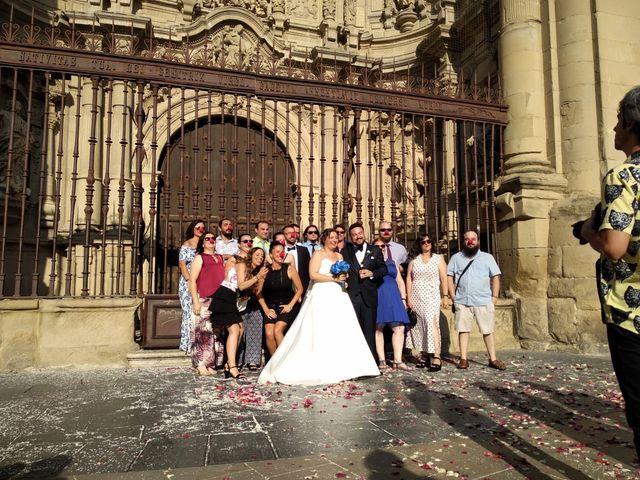 La boda de Sara y Alberto