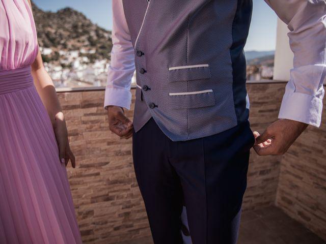 La boda de Juanmi y Yoli en Ubrique, Cádiz 11