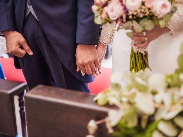 La boda de Juanmi y Yoli en Ubrique, Cádiz 17