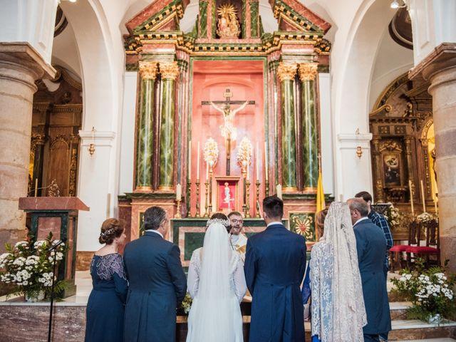 La boda de Juanmi y Yoli en Ubrique, Cádiz 18