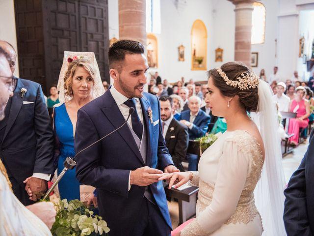 La boda de Juanmi y Yoli en Ubrique, Cádiz 19