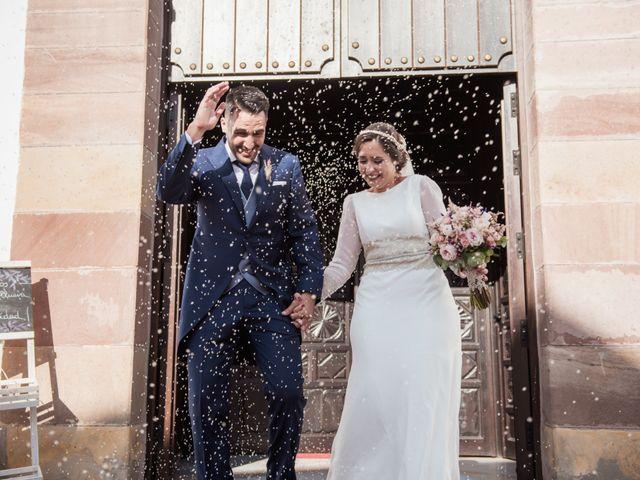 La boda de Juanmi y Yoli en Ubrique, Cádiz 21