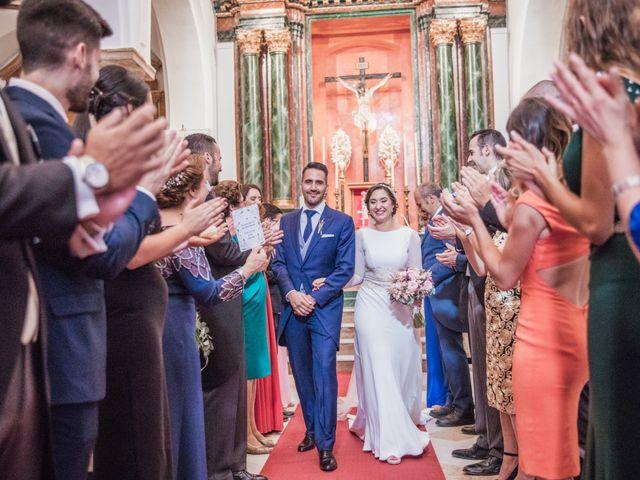 La boda de Juanmi y Yoli en Ubrique, Cádiz 22