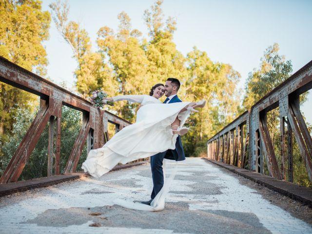 La boda de Yoli y Juanmi