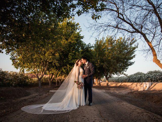 La boda de Juanmi y Yoli en Ubrique, Cádiz 28