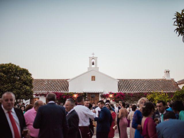 La boda de Juanmi y Yoli en Ubrique, Cádiz 32