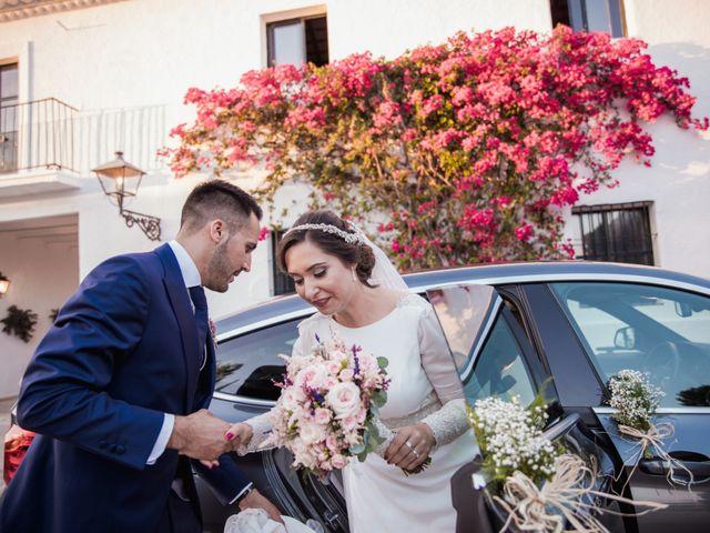 La boda de Juanmi y Yoli en Ubrique, Cádiz 34
