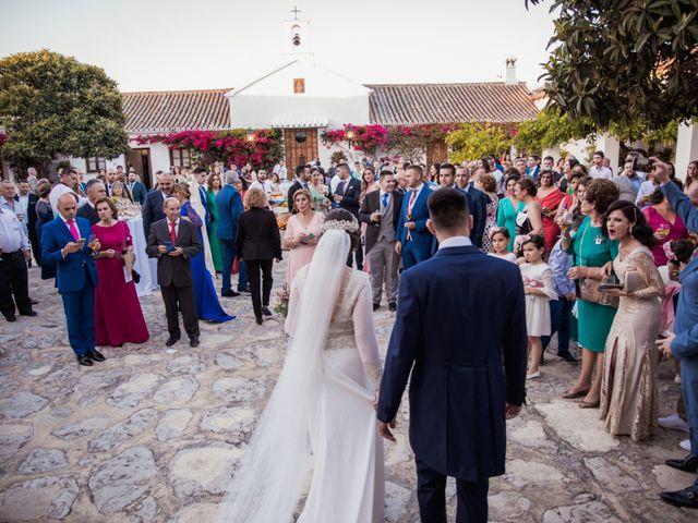La boda de Juanmi y Yoli en Ubrique, Cádiz 35