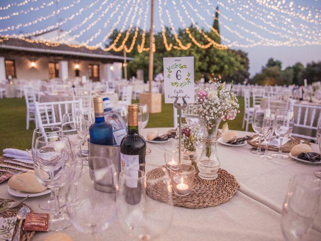 La boda de Juanmi y Yoli en Ubrique, Cádiz 36