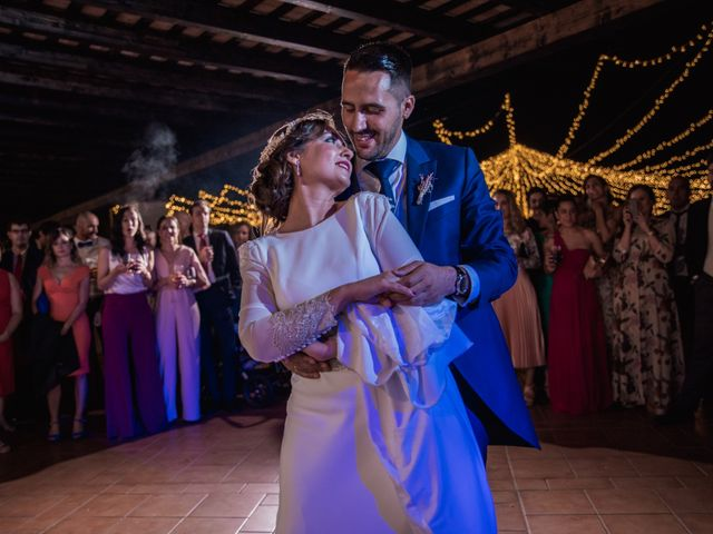 La boda de Juanmi y Yoli en Ubrique, Cádiz 38